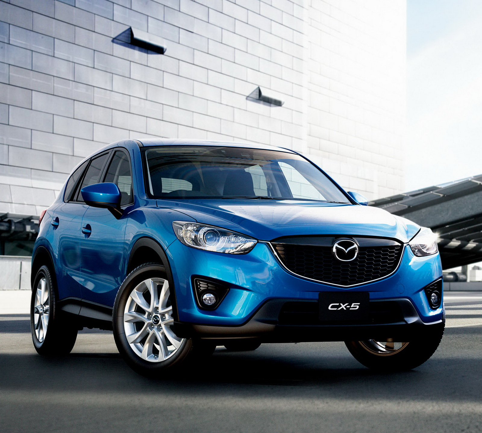 mazda to launch all new mazda cx 5 crossover suv. Black Bedroom Furniture Sets. Home Design Ideas