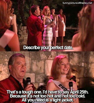 April 25th Funny Blondes