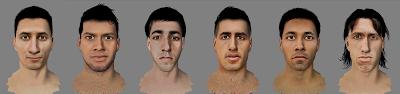 DAD FIFA 12: Facepack v2
