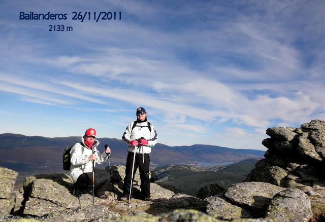 Cumbre Bailanderos