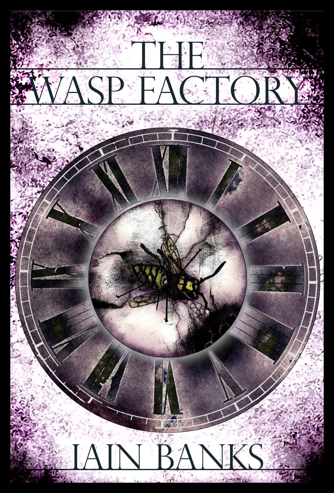 the wasp factory Commentary for the wasp factory by iain banks iain banks key concerns in the wasp factory are gender identification, bank s sceptical attitude to organised.