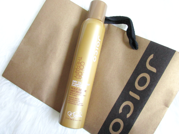 JOICO K-Pak Color Therapy Dry Oil Spray - Review