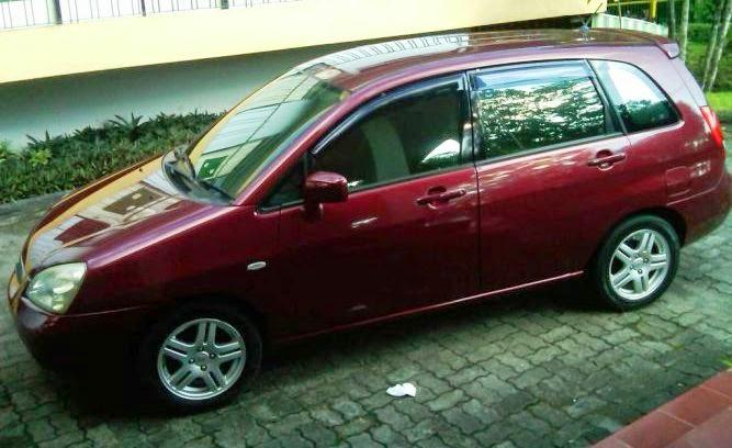 Jual Honda CRV New MT 2012
