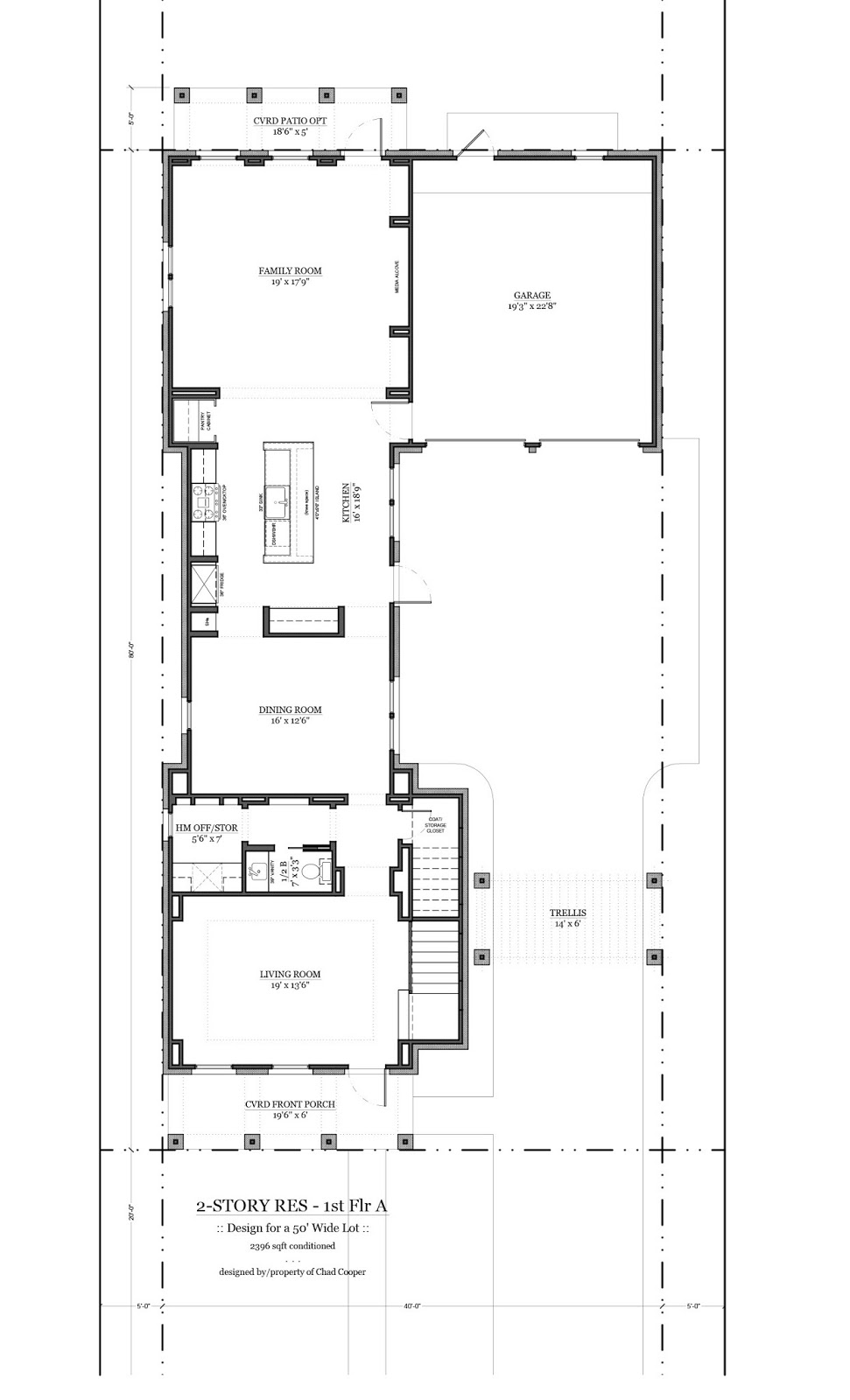 New urban guild pin up space floor plans for a front for New urbanism house plans