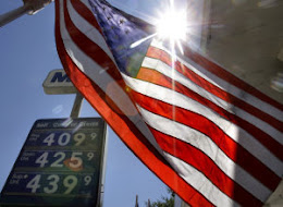 Gasoline Hits $4 A Gallon...