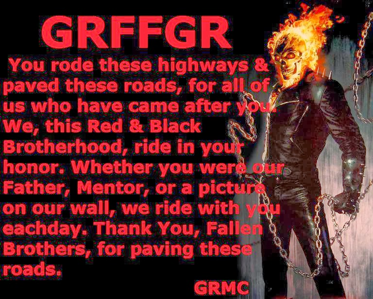 Ghost Riders In The Sky - RIP