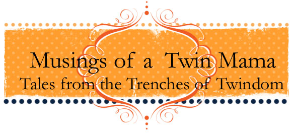 Musings of a Twin Mama