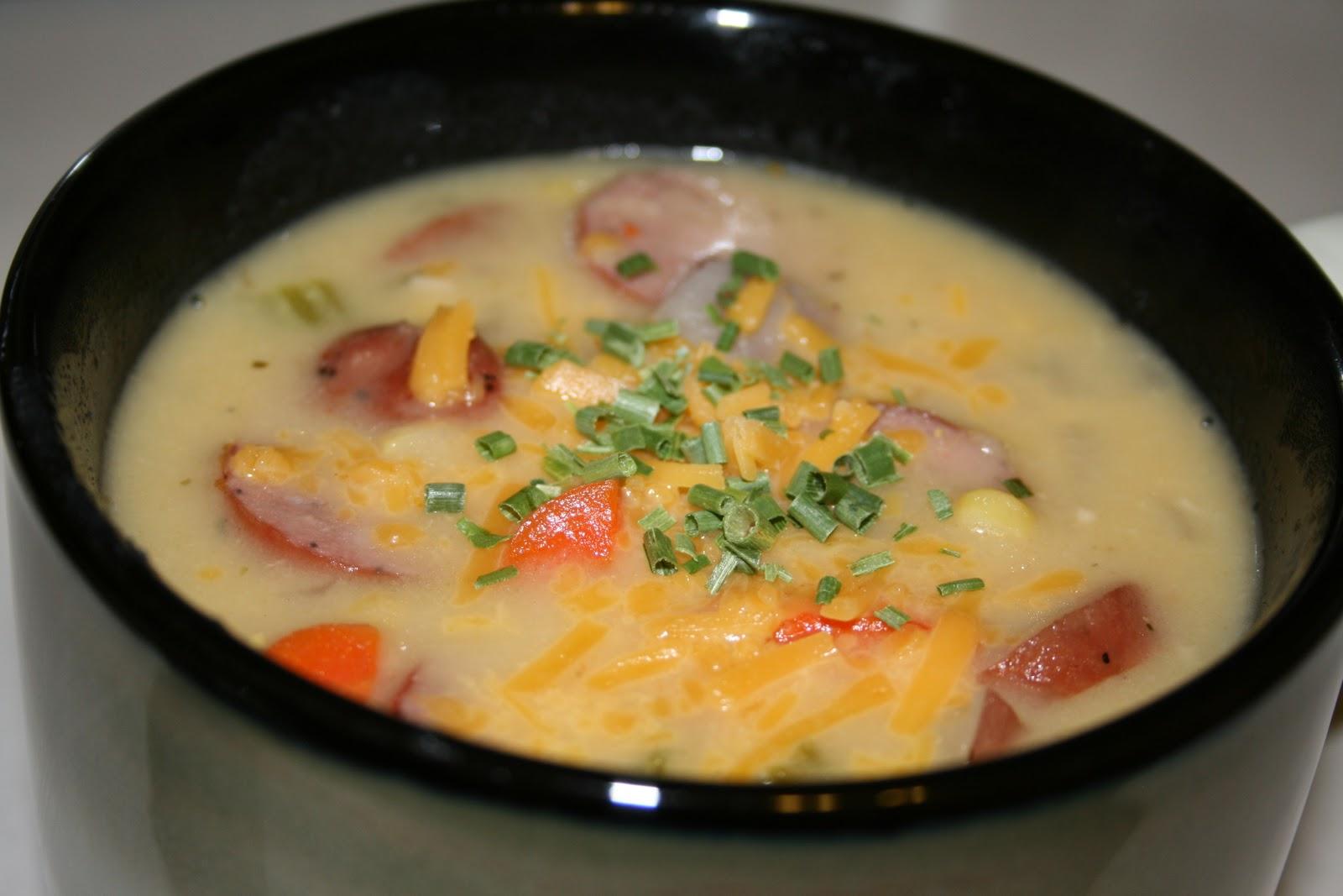 Сырный суп рецепт с плавленным сыром и копчёной курицей
