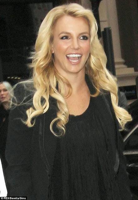 Foto artis Britney Spears