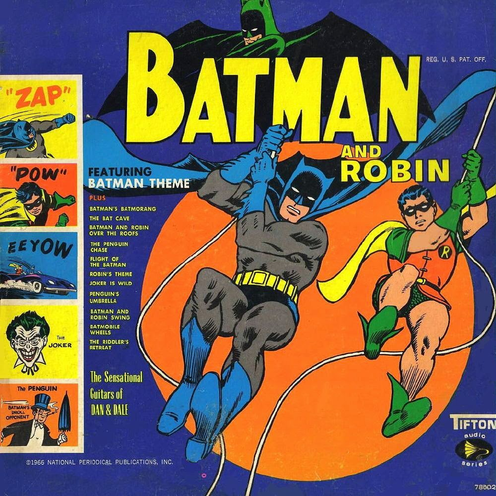 Bat Blog Batman Toys And Collectibles Vintage 1966