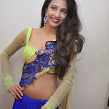 Daksha Nagarkar Hot Photo Gallery in Half Saree at Ak Rao Pk Rao Audio Launch CelebsNext (15)