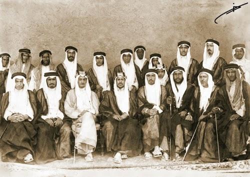 أبناء عبدالعزيز ال سعود