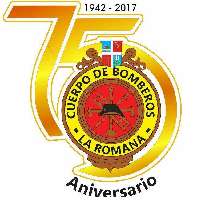 Nuestro 7 logo por 75 aniversario