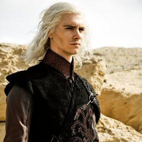 Viserys Targaryen emblema centro pecho - Juego de Tronos en los siete reinos