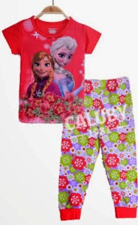 RM25 - Pyjama Frozen Girl