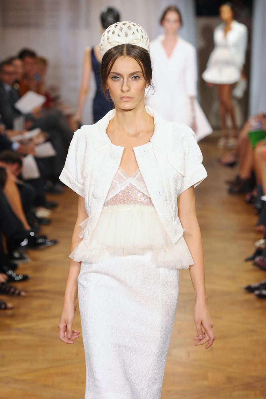 Nina Ricci Spring 2012 | Peter Copping