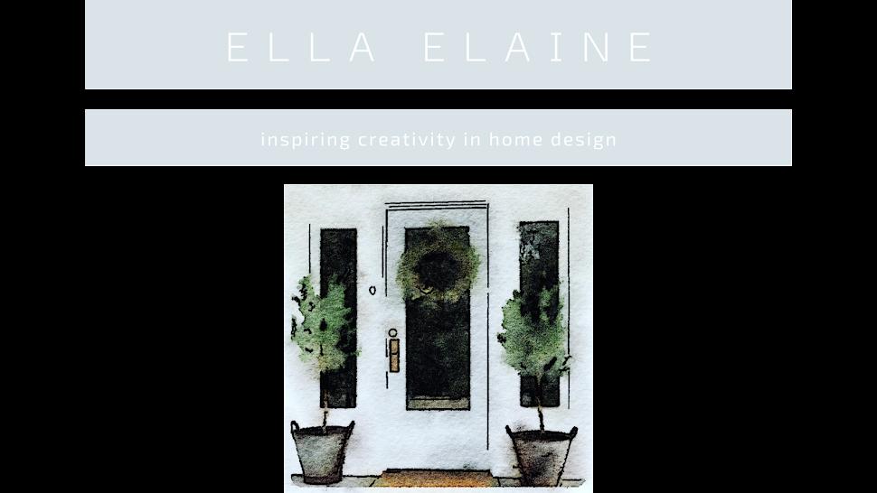 Ella Elaine