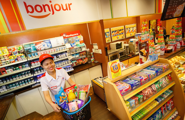 TOTAL Bonjour Store Newport