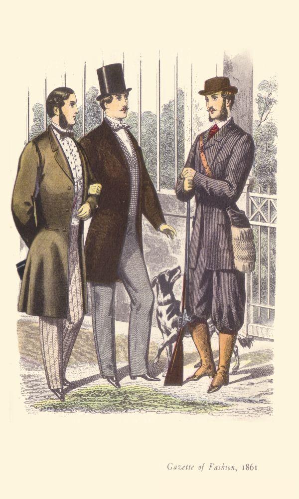 Crinoline Period Men S Fashion