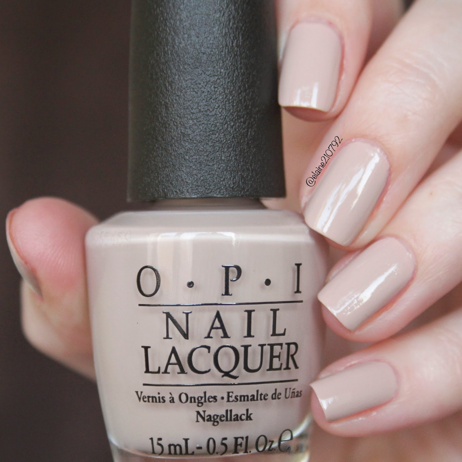 elaine nails opi hawaii spring summer 2015 collection swatches review