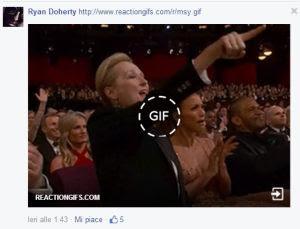 gif su facebook