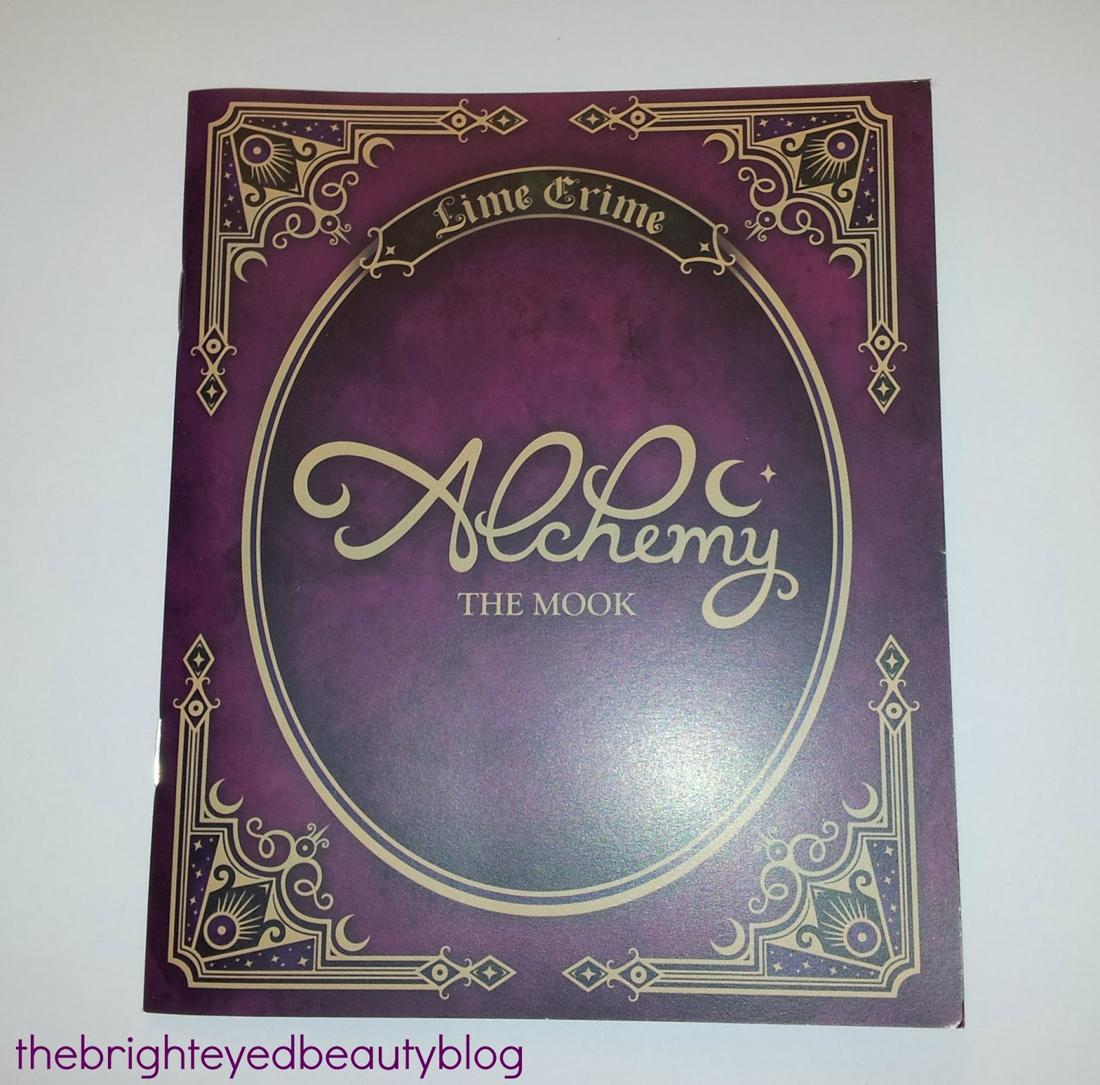 Lime Crime Alchemy Collection Mook