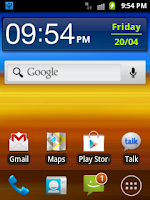 ICS Icon Pack v.3 (Final) released for samsung galaxy y