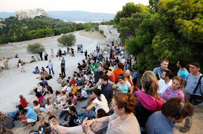 ΣτΕ: Ελεύθερες οι νυχτερινές βόλτες σε Πνύκα και Φιλοπάππου