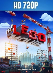 The Lego Movie 720p Español Latino 2014