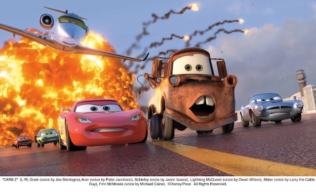 pixar cars 2 wallpaper. Disney-Pixar Cars 2 site.