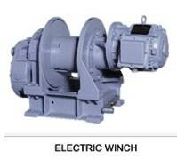 AIR MOTOR, AIR & ELECTRIC WINCH, CAPSTAN & FIRE WIRE REEL