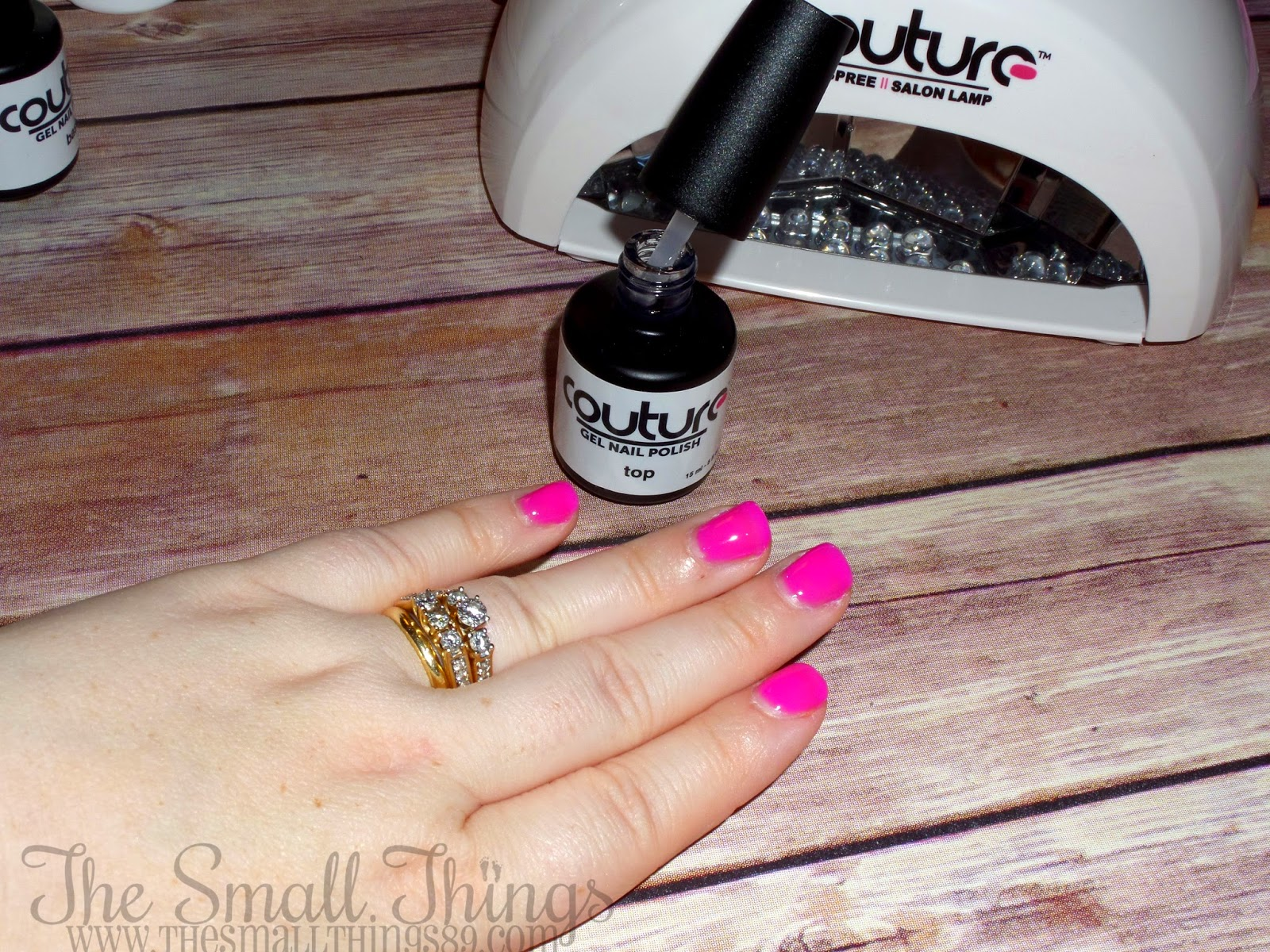 Couture Gel Nail Polish Starter Kit {#Review} {#Giveaway} ~ The ...
