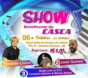 Show Beneficente do CASCA