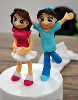 Standing figurine class