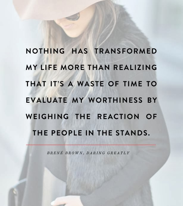 Nothing has transformed my life more than realizing that it s a waste