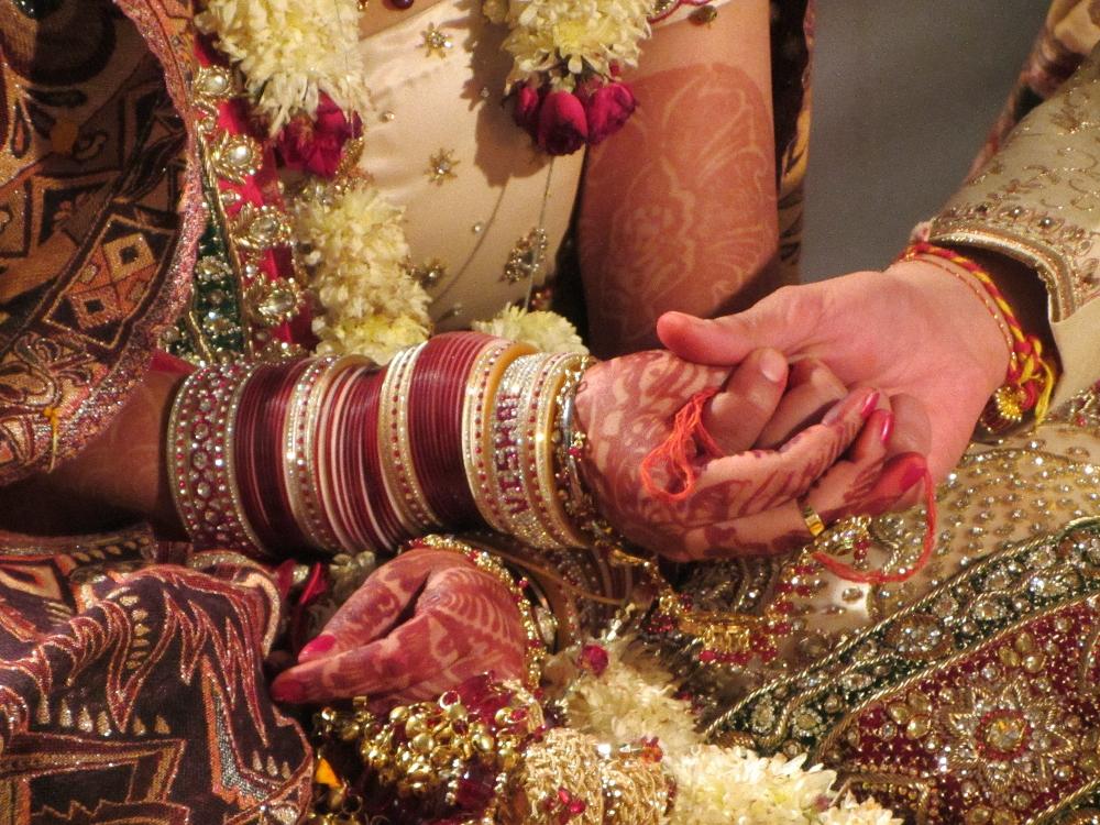 Indische Hochzeit Feiern In Indien Kleidung Rituale Ablauf