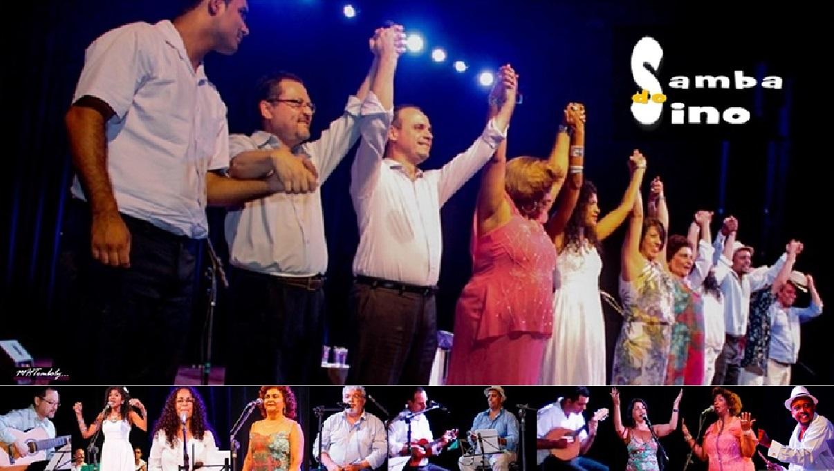 Samba do Sino - Samba Raiz