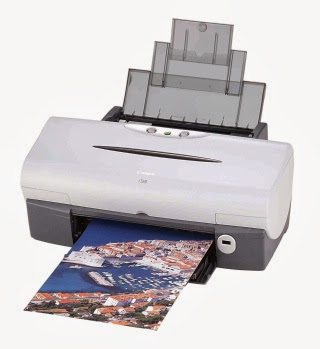 Get Canon i560 InkJet Printer Driver and install