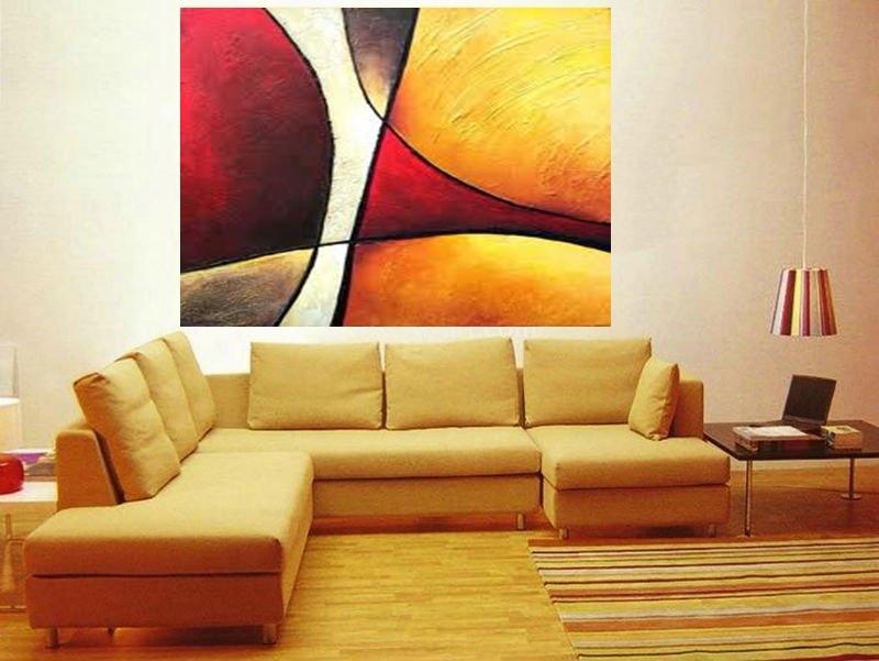 Cuadros pinturas cuadros abstracto sus caracteristicas for Imagenes de cuadros abstractos rusticos