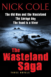 The Wasteland Saga by Nick Cole