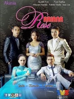 Drama Ariana Rose Episode 1 hingga Episode 13