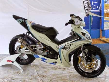 koleksi modifikasi motor MX terbaru