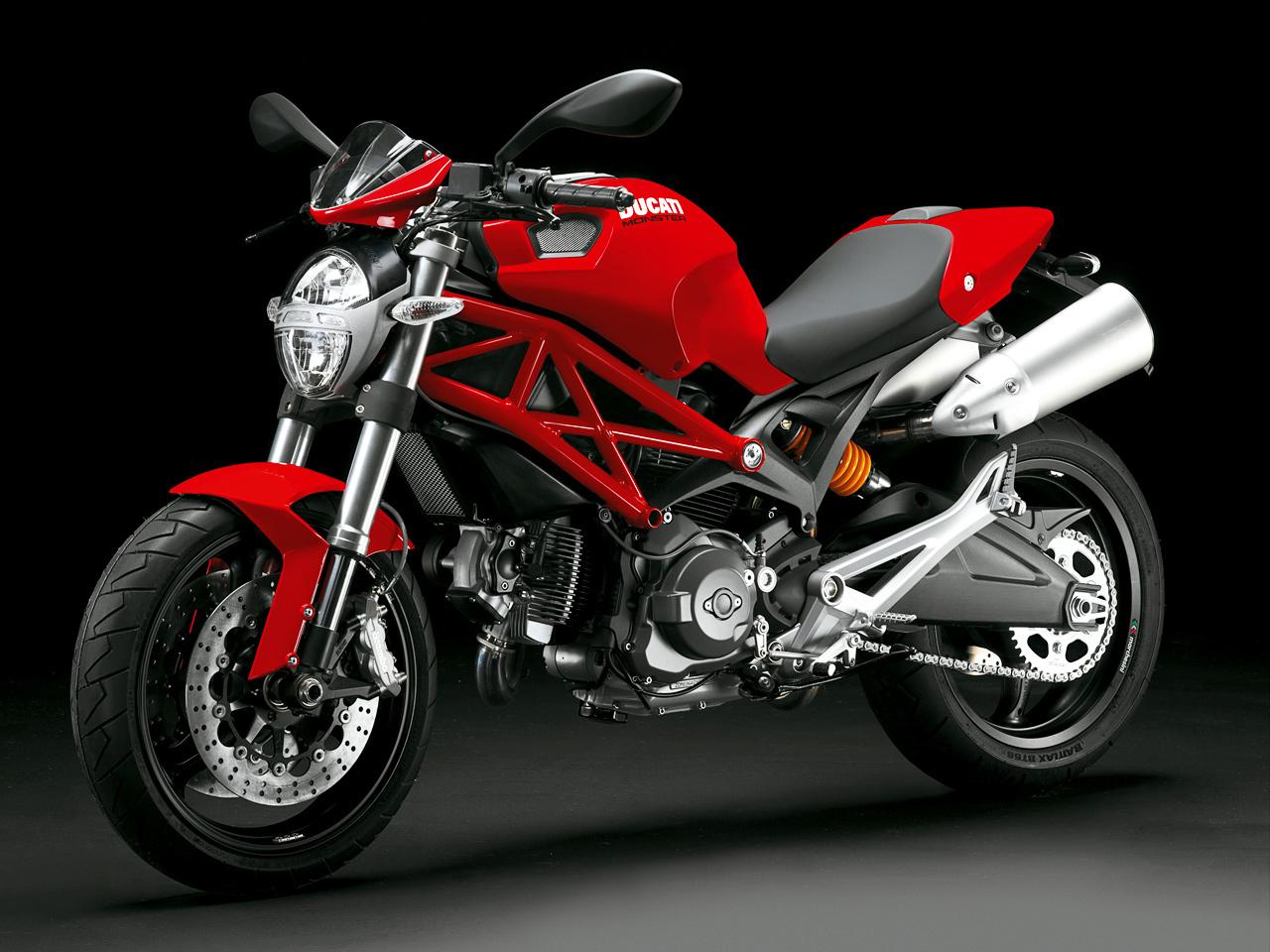 Ducati Monster 696 Bike Special