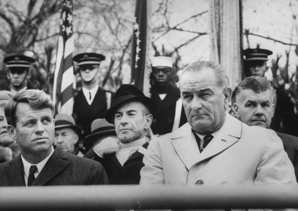 SAIC Gerald Behn, JFK-LBJ (pictured)