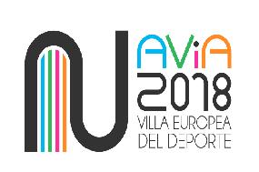 LOGO NAVIA VILLA EUROPEA DEL DEPORTE 2018
