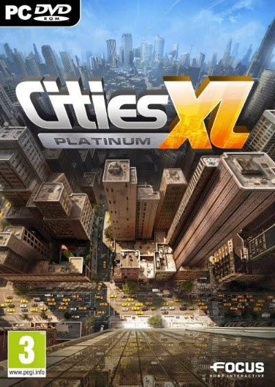 Cities XL Platinum Full Torrent İndir