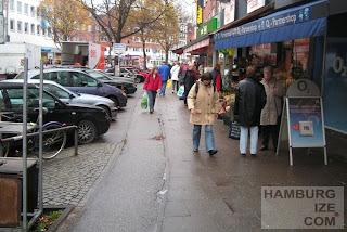 """""""Radweg"""" Osterstraße"""
