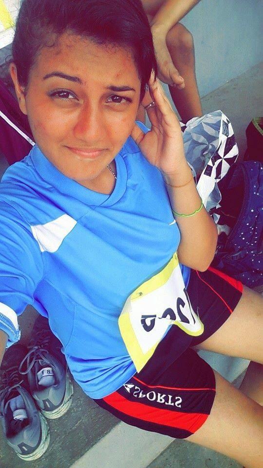 Shanudrie Priyasad sportmeet
