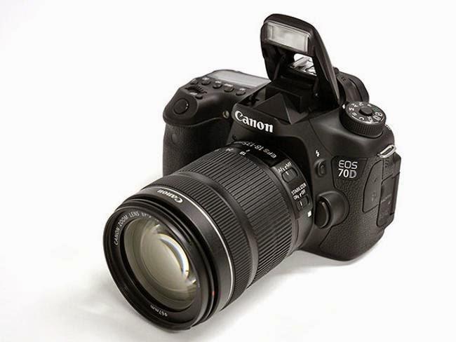 Harga Kamera Canon 70d