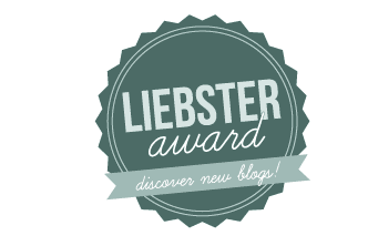 Liebster Award November 2014